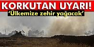 Çok kritik uyarı: 'Musul'daki Kükürt fabrikası yangını ülkemize zehir yağdıracak'