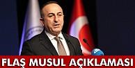 Dışişleri Bakanı Çavuşoğlu: 'Kara operasyonu dahil tüm imkanlarımızı kullanırız'