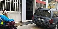 Engelli yolu ve kaldırıma park edenlere ceza yağdı