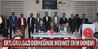 Ertuğrulgazi Derneğinde Mehmet Erim Dönemi