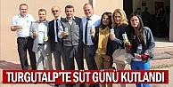 Turgutalp#039;te Dünya Süt Günü Kutlandı