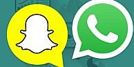 WhatsApp#039;a Snapchat özelliği!