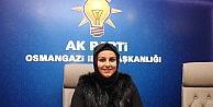 AK Parti Kadın Kolları'nda yeni dönem