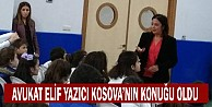 Avukat Elif Yazıcı Kosovanın Konuğu Oldu