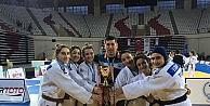 Bayan judocular Avrupa kupalarında
