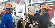 Bursa Doğa Sporları Fuarına büyük ilgi