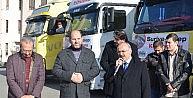 Bursadan Halepe yardım eli