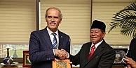 Endonezya işbirliği için Bursada