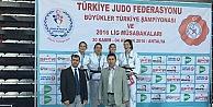 Osmangazili judocu Türkiye Şampiyonu