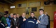 Amatör kulüplere Osmangazi desteği