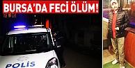 Bursada elektrikli sobayla gelen ölüm
