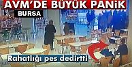 Bursada patlama paniği