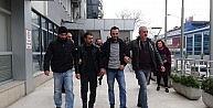 Bursa'daki kovboylar adliyeye sevk edildi