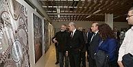 Gök, Kubbe / Boşluk Mimar Sinan sergisi sanatseverlerle buluştu