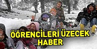 MEB#039;den öğrencileri üzecek karar: Kar tatiline telafi eğitimi