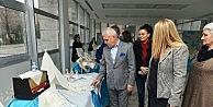 """NİLSEM kursiyerlerinin """"nakış aşkı"""""""