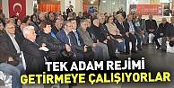 """ADD#039;den Yeni Anayasa ve Türkiye#039;yi Bekleyen Tehlikeler"""" Konulu Konferans"""