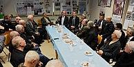 Altepe Kent Konseyi gönüllüleriyle buluştu