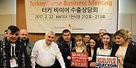 BTSOdan Seulde yüzüncü iş gezisi kutlaması