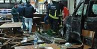 Bursanın ünlü restoranında kaza dehşeti