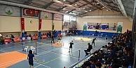 Büyükler Badminton Türkiye Şampiyonası başladı