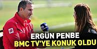 Ergün Penbe, BMC TV#039;ye konuk oldu