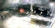 Facianın yaşandığı anlar güvenlik kamerasında