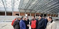 Federasyondan Osmangazi Atletizm Salonuna tam not