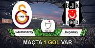 Galatasaray 0 - 1 Beşiktaş