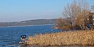 Gölyazı sazlıklardan temizleniyor