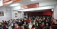 Gürsu Belediyesinden öğrencilere kaygı semineri