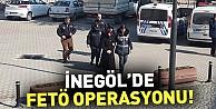 İnegöl'de Fetö Operasyonları Sürüyor