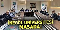 İnegöl Üniversitesi Masada!