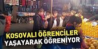 Kosovalı Öğrenciler Yaşayarak Öğreniyor