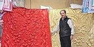 Kraliçe 2. Elizabeth'in pamuk yorganı İnegöl'den