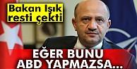 Milli Savunma Bakanı Fikri Işık#039;tan Münbiç ve Rakka açıklaması