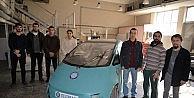 Öğrencilerin 'Anadolusu elektrikli araçlara örnek olacak