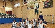 Tekerlekli Sandalye Basketbol Takımı galip