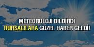 Bursa#039;da bugün ve yarın hava durumu nasıl olacak? (30 Mart 2017 Perşembe)