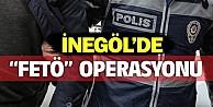 İnegöl#039;de Fetö#039;den 3 Polis Tutuklandı