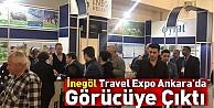 İnegöl Travel Expo Ankarada Görücüye Çıktı