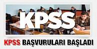KPSS ÖABT başvuruları başladı