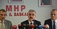 MHP Genel Sekreteri İsmet Büyükataman: Konu vatansa, siyaset ikinci plandadır