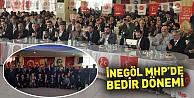 MHP İnegöl İlçe Kongresi Yapıldı