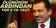 Muhsin Yazıcıoğlu'nun ölümünün 8. yılı