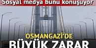 Osmangazi Köprüsü'nün geçiş rakamları açıklandı