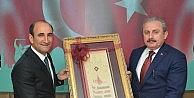 """Şentop: """"16 Nisanda devlet ve millet prangalarından kurtulacak"""""""