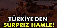 Türkiye'den 'Sincar' hamlesi