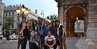 Uludağ Üniversitesi öğrencileri Avrupa yolcusu