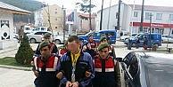 Uludağ'ın eteklerindeki mahallelerde hırsızlık yapan şebeke çökertildi